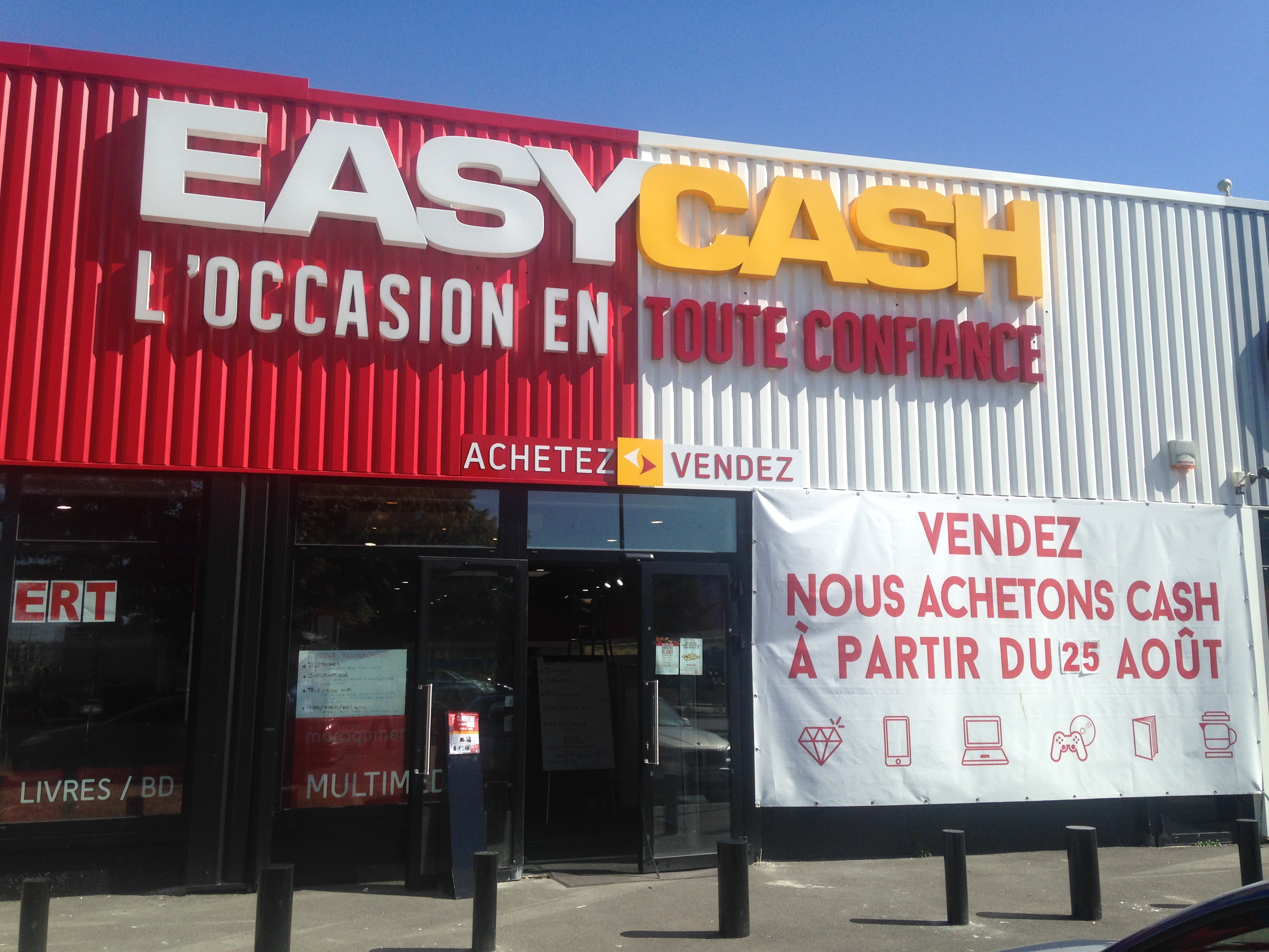 easy cash herblay les occasions easy cash bons plans
