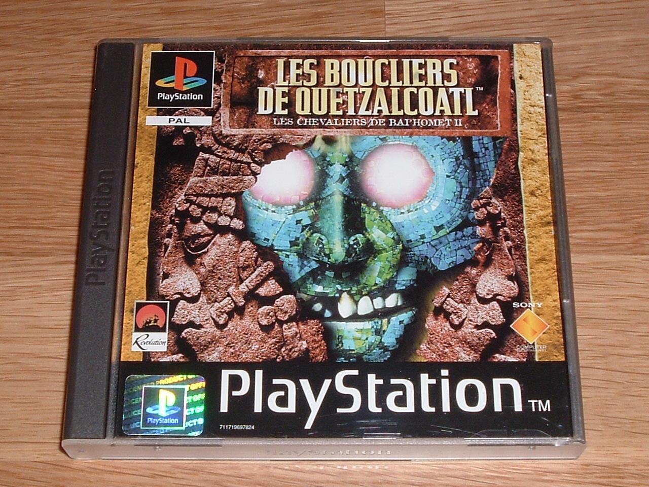 les boucliers de quetzalcoatl 1