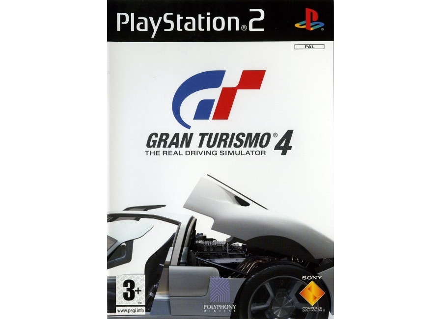 jeux vid o gran turismo 4 playstation 2 ps2 d 39 occasion. Black Bedroom Furniture Sets. Home Design Ideas