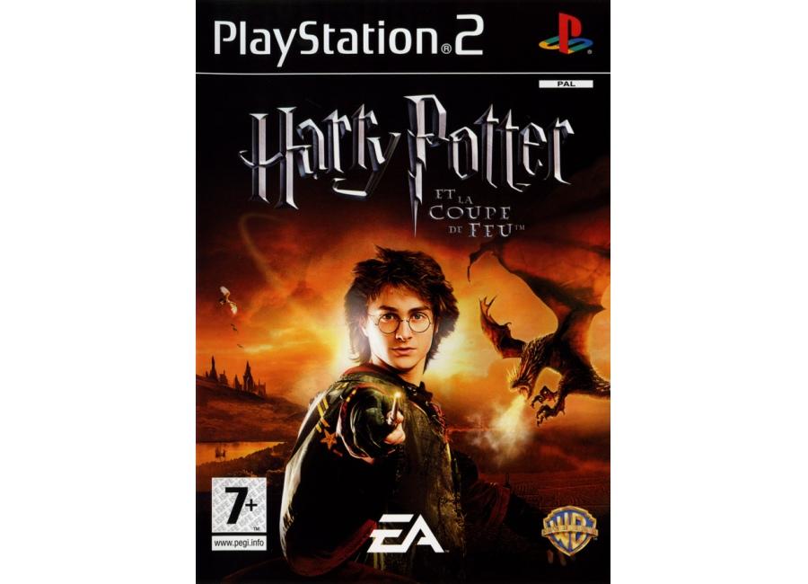 Jeux vid o harry potter et la coupe de feu playstation 2 ps2 d 39 occasion - Harry potter et la coupe de feu livre en ligne ...