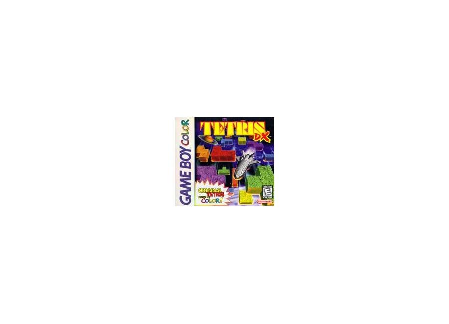 Jeux Vidéo Tetris DX Game Boy Color