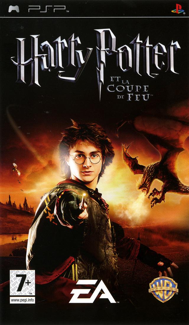 Jeux vid o harry potter et la coupe de feu playstation - Harry potter et la coupe du feu ...