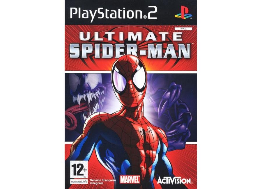 Jeux vid o ultimate spider man platinum playstation 2 ps2 - Jeux de ultimate spider man gratuit ...
