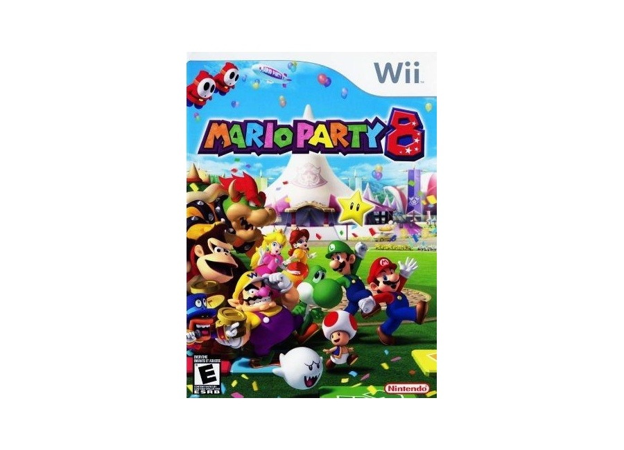 jeux vid o mario party 8 wii d 39 occasion. Black Bedroom Furniture Sets. Home Design Ideas