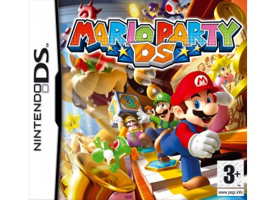 jeux vid o mario party ds ds d 39 occasion. Black Bedroom Furniture Sets. Home Design Ideas