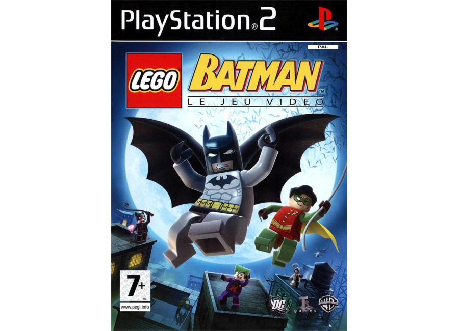 Jeux vid o lego batman le jeu video playstation 2 ps2 d 39 occasion - Jeux lego batman gratuit ...