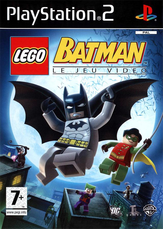 Jeux vid o lego batman le jeu video playstation 2 ps2 d 39 occasion - Jeux lego batman 2 gratuit ...