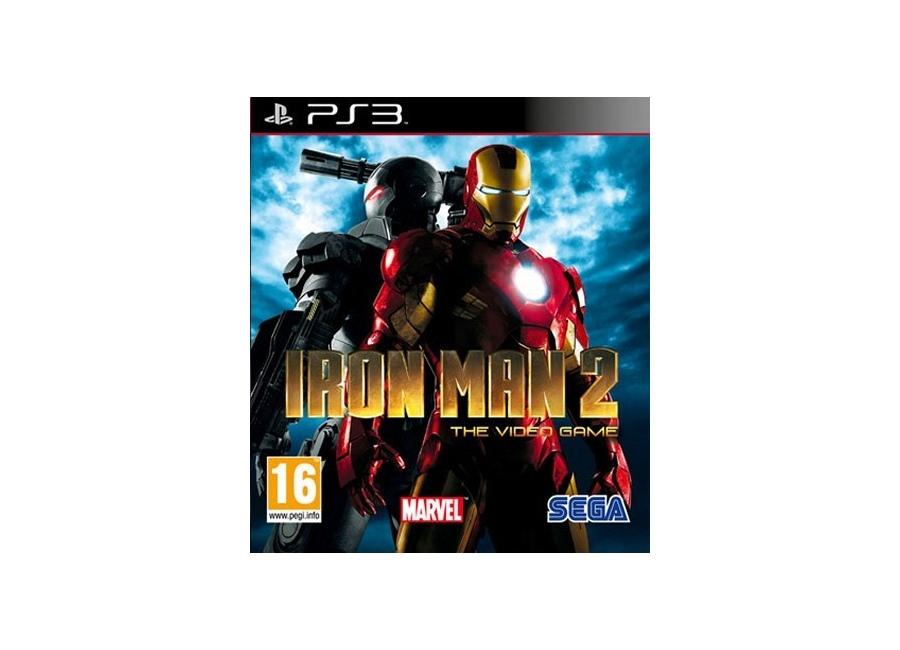 Jeux vid o iron man 2 playstation 3 ps3 d 39 occasion - Iron man 3 jeux gratuit ...