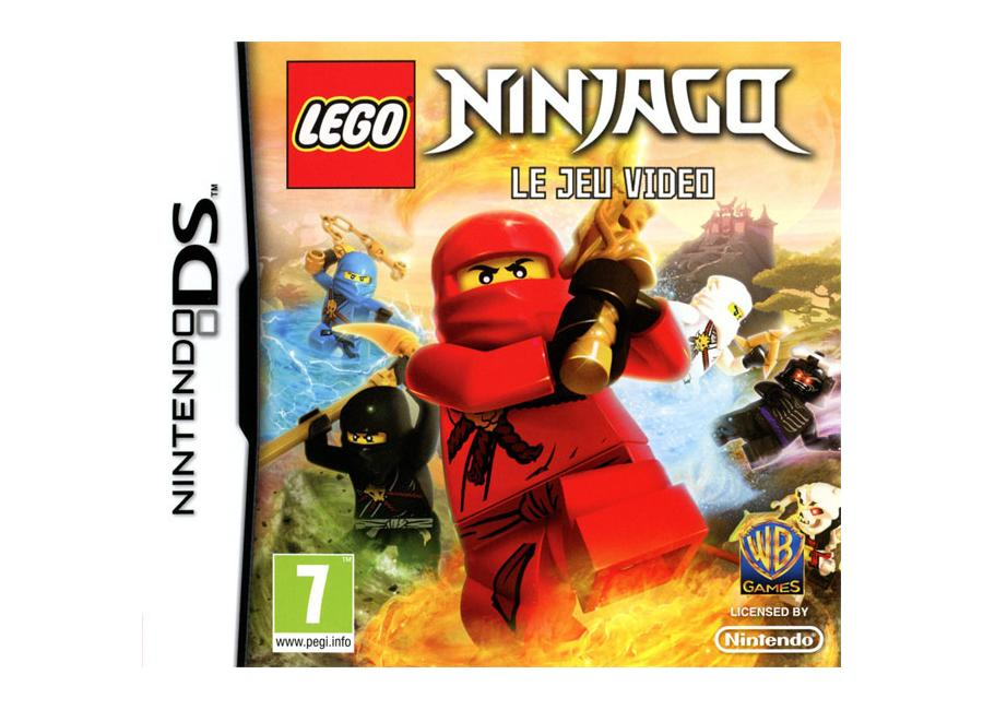 Jeux vid o lego ninjago le jeu vid o ds d 39 occasion - Ninjago jeux gratuit ...