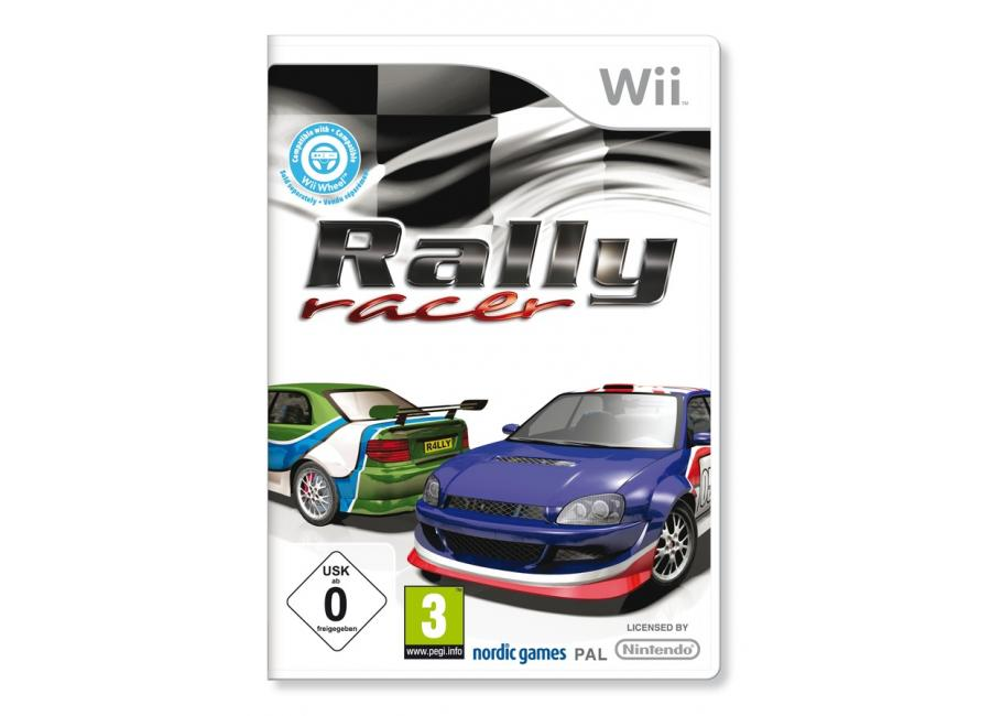 jeux vid o rally racer wii d 39 occasion. Black Bedroom Furniture Sets. Home Design Ideas