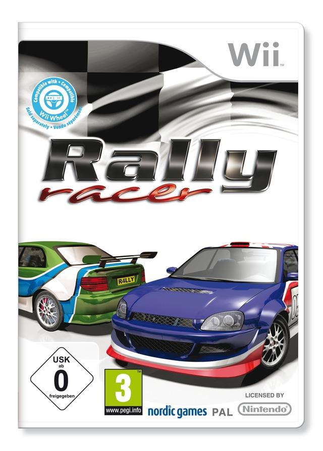 jeux vid o rally racer wii d 39 occasion. Black Bedroom Furniture Sets. Home Design Ideas