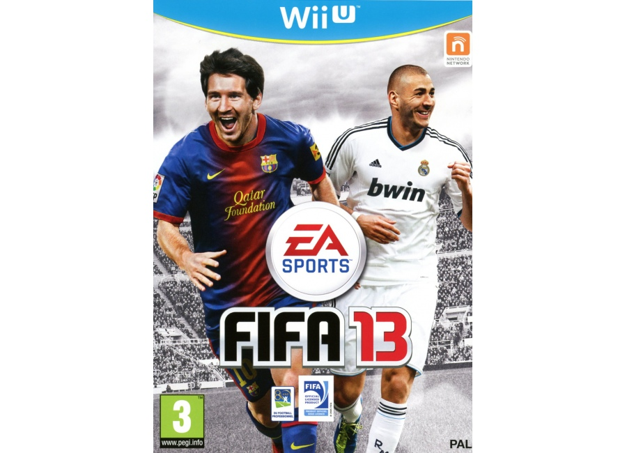 jeux vid o fifa 13 pass online wii u d 39 occasion. Black Bedroom Furniture Sets. Home Design Ideas