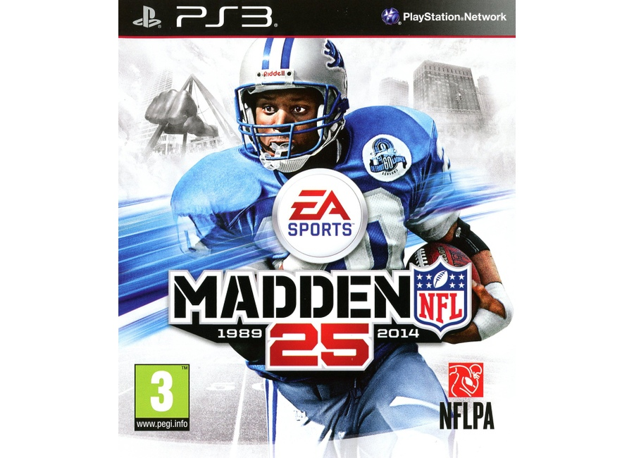 Jeux Vidéo Madden NFL 25 Playstation 3 PS3 doccasion