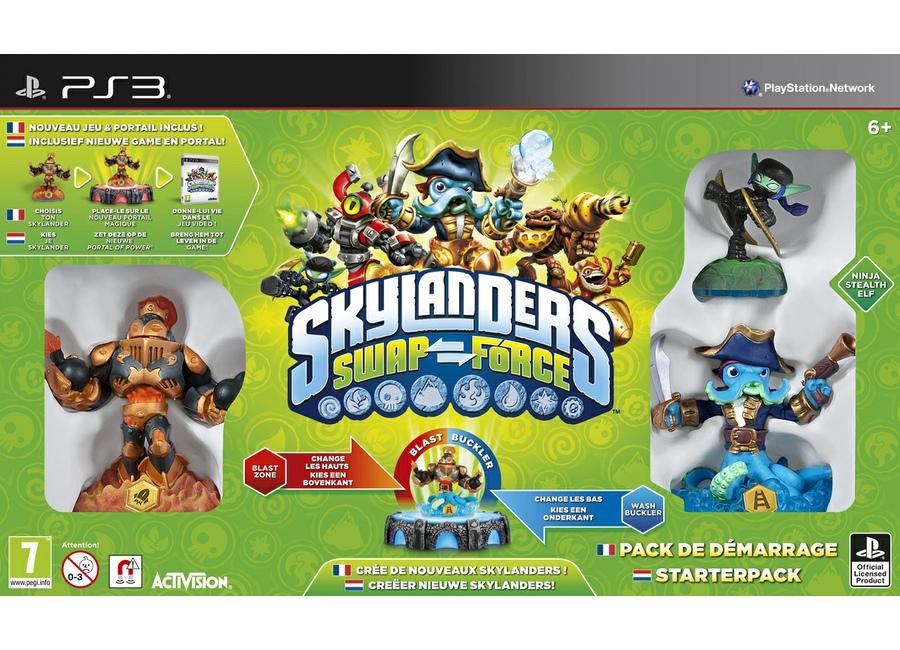Jeux vid o skylanders swap force playstation 3 ps3 d - Jeux gratuits skylanders ...
