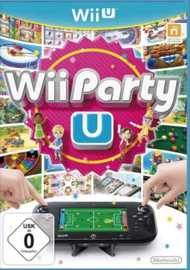 jeux vid o wii party u wii u d 39 occasion. Black Bedroom Furniture Sets. Home Design Ideas