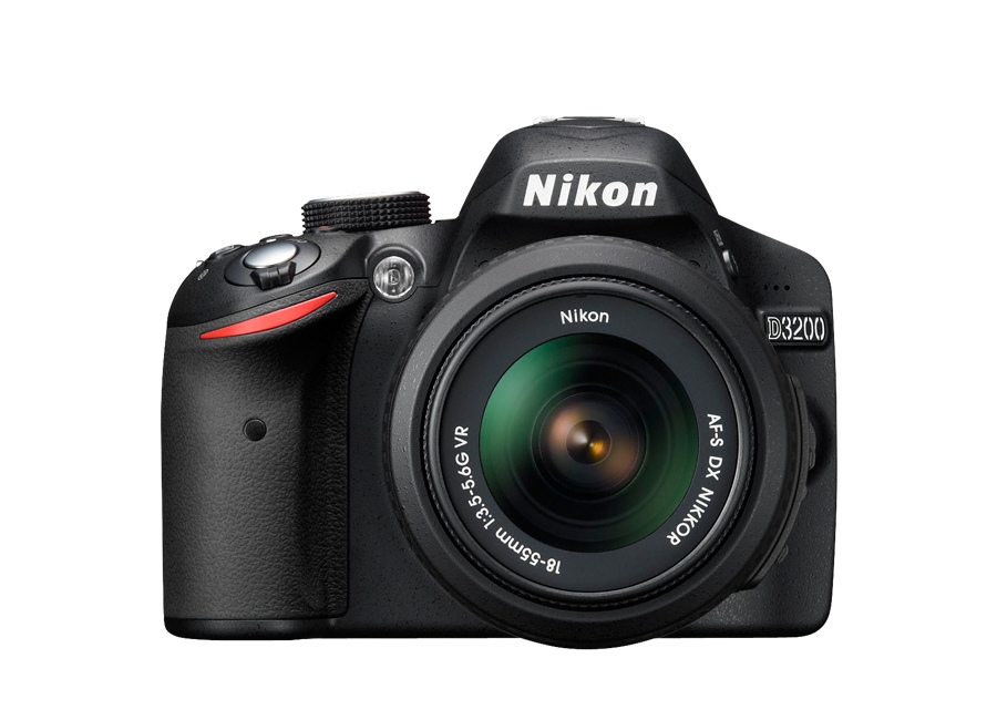Appareils photos num riques nikon d3200 kit 18 55vr noir - Appareil photo nikon d3200 pas cher ...