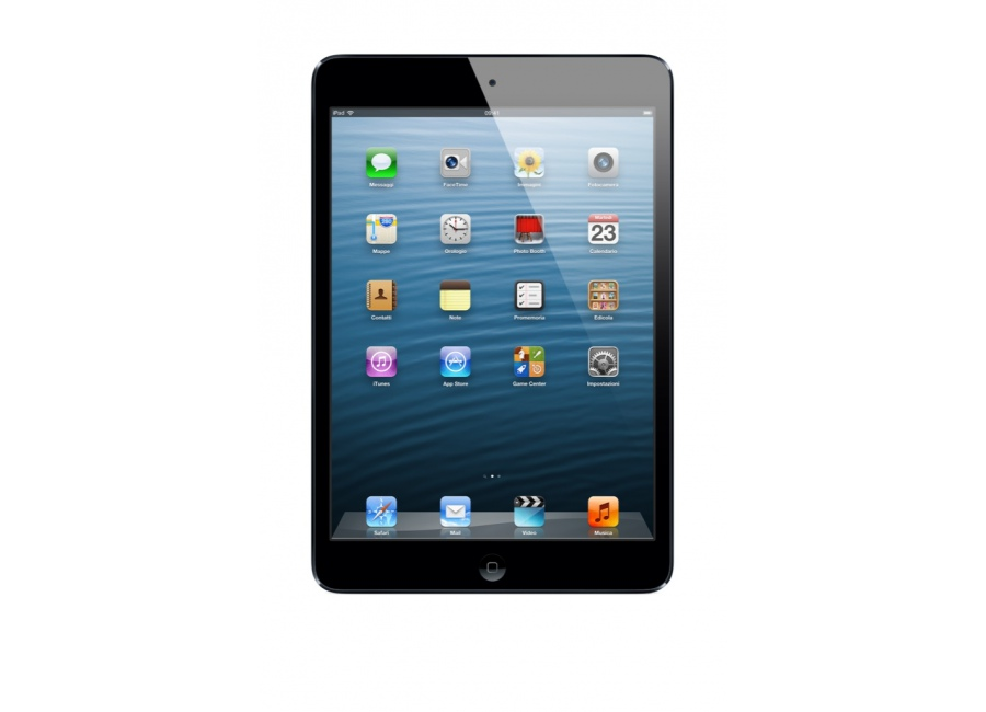 tablette apple ipad mini 16 go wi fi 200 7 mm 7 9 noir non d 39 occasion. Black Bedroom Furniture Sets. Home Design Ideas