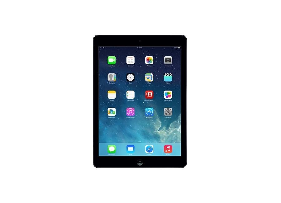 tablette apple ipad air 32 go wi fi 4g 246 4 mm 9 7 gris 4g d 39 occasion. Black Bedroom Furniture Sets. Home Design Ideas