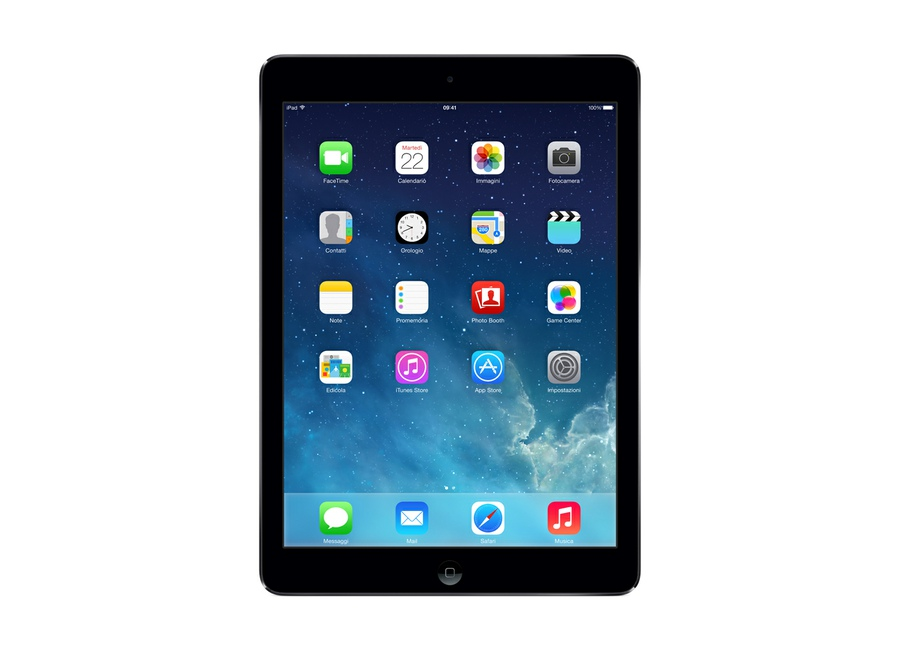 Tablette apple ipad air wi fi 16 go 246 4 mm 9 7 gris - Tablette apple pas cher ...