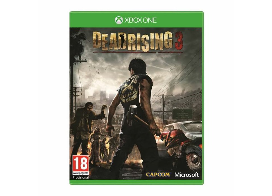 jeux vid o dead rising 3 xbox one d 39 occasion. Black Bedroom Furniture Sets. Home Design Ideas