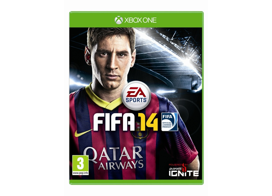 jeux vid o fifa 14 xbox one d 39 occasion. Black Bedroom Furniture Sets. Home Design Ideas