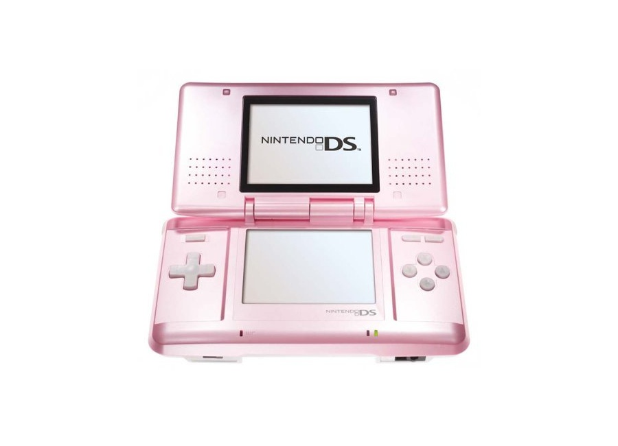 nintendo ds rose d 39 occasion. Black Bedroom Furniture Sets. Home Design Ideas