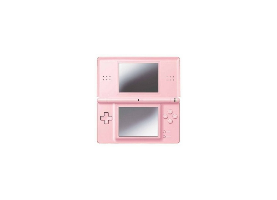 nintendo ds lite rose d 39 occasion. Black Bedroom Furniture Sets. Home Design Ideas