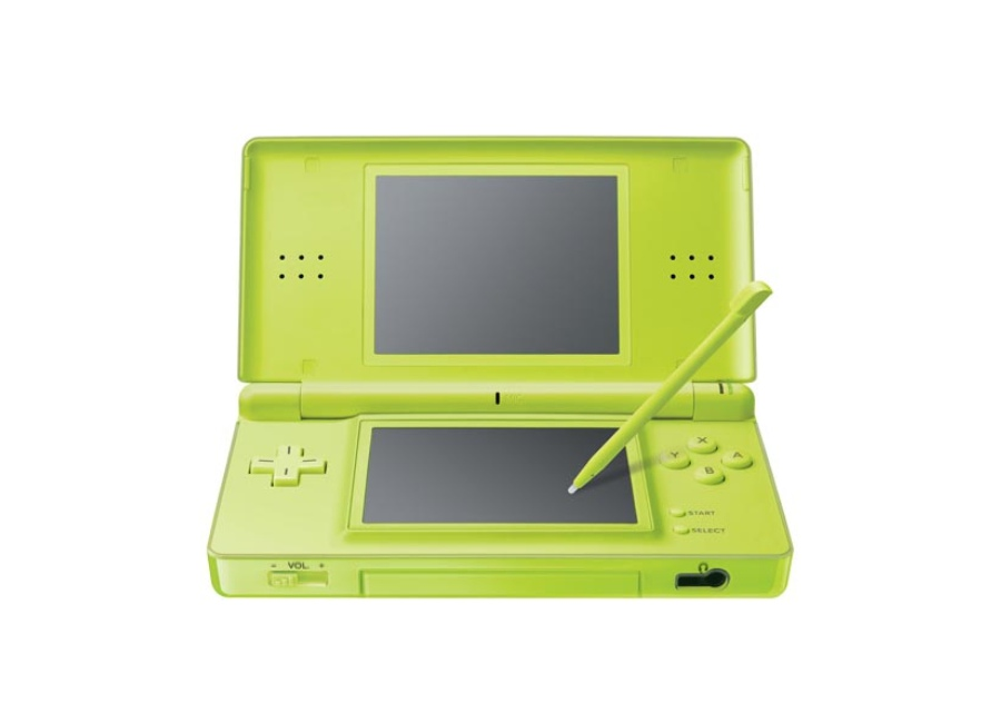 nintendo ds lite verte d 39 occasion. Black Bedroom Furniture Sets. Home Design Ideas