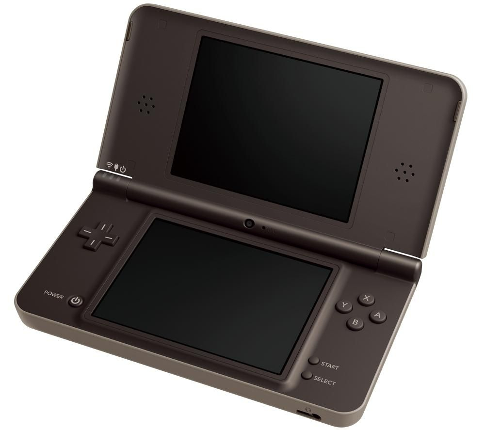 nintendo dsi xl marron d 39 occasion. Black Bedroom Furniture Sets. Home Design Ideas
