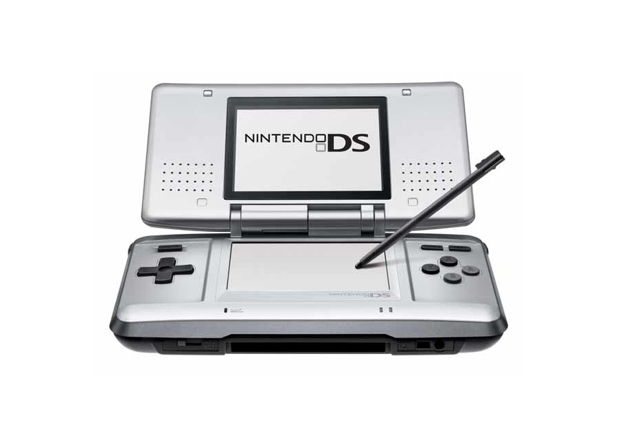 nintendo ds gris d 39 occasion. Black Bedroom Furniture Sets. Home Design Ideas