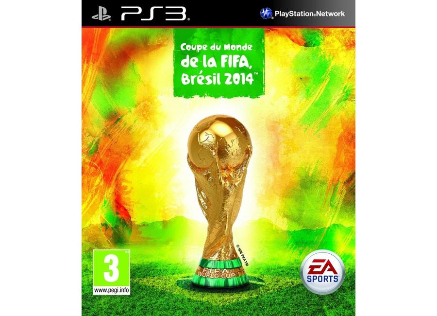 Jeux vid o coupe du monde de la fifa br sil 2014 - Coupe du monde de la fifa bresil 2014 ...