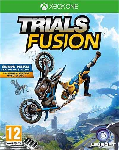 jeux vid o trials fusion xbox one d 39 occasion. Black Bedroom Furniture Sets. Home Design Ideas
