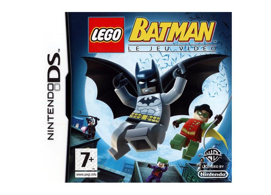 Jeux vid o lego batman le jeu video ds d 39 occasion - Jeux lego batman 2 gratuit ...