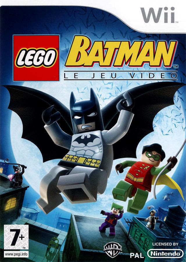 jeux vid o lego batman le jeu video wii d 39 occasion. Black Bedroom Furniture Sets. Home Design Ideas