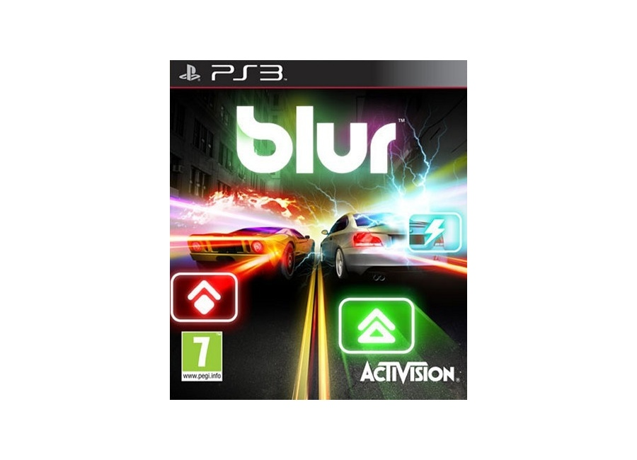 jeux vid o blur playstation 3 ps3 d 39 occasion. Black Bedroom Furniture Sets. Home Design Ideas