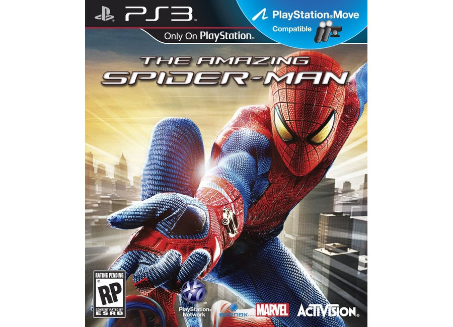 jeux vid o the amazing spider man playstation 3 ps3 d 39 occasion. Black Bedroom Furniture Sets. Home Design Ideas