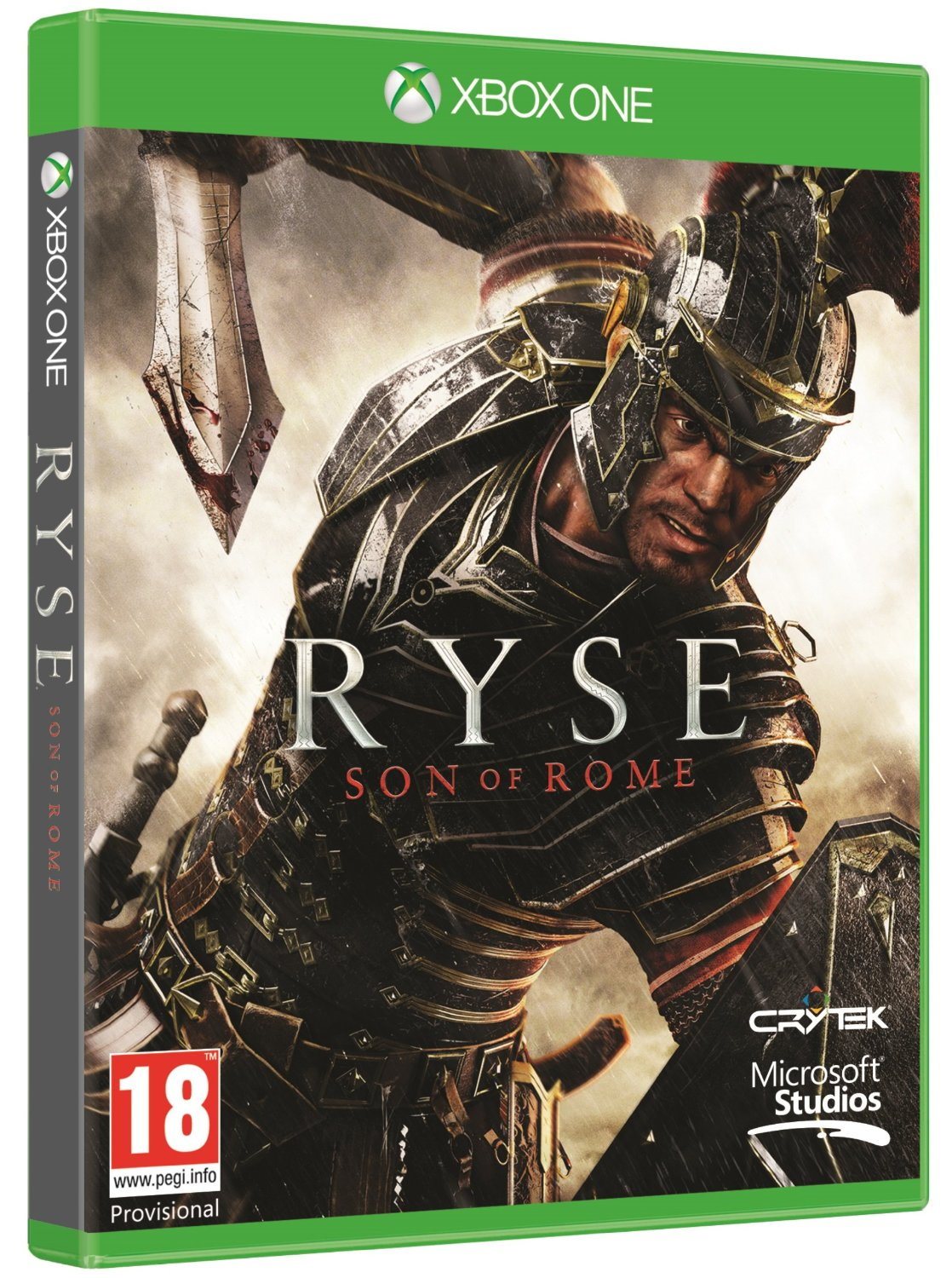 jeux vid o ryse son of rome xbox one d 39 occasion. Black Bedroom Furniture Sets. Home Design Ideas