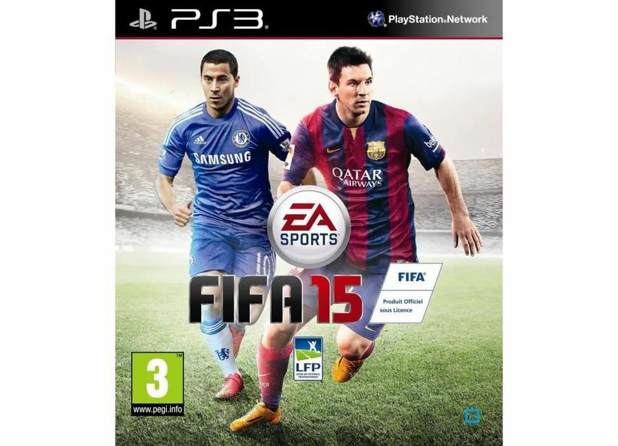 Jeux Vidéo FIFA 15 Playstation 3 (PS3) d'occasion