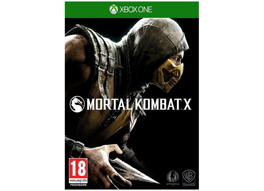 jeux vid o mortal kombat x xbox one d 39 occasion. Black Bedroom Furniture Sets. Home Design Ideas