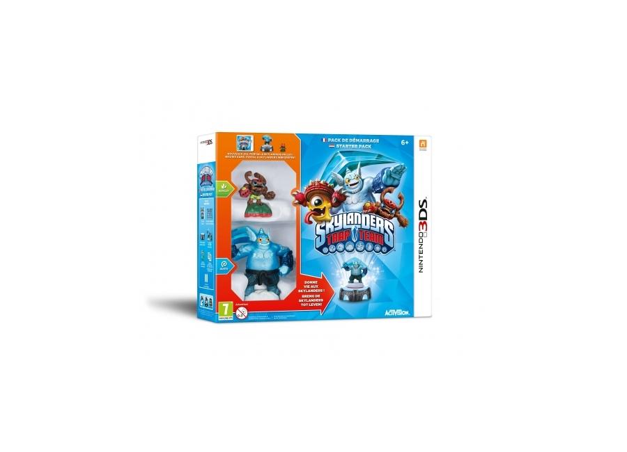 Jeux vid o skylanders trap team 3ds d 39 occasion - Skylanders jeux gratuit ...