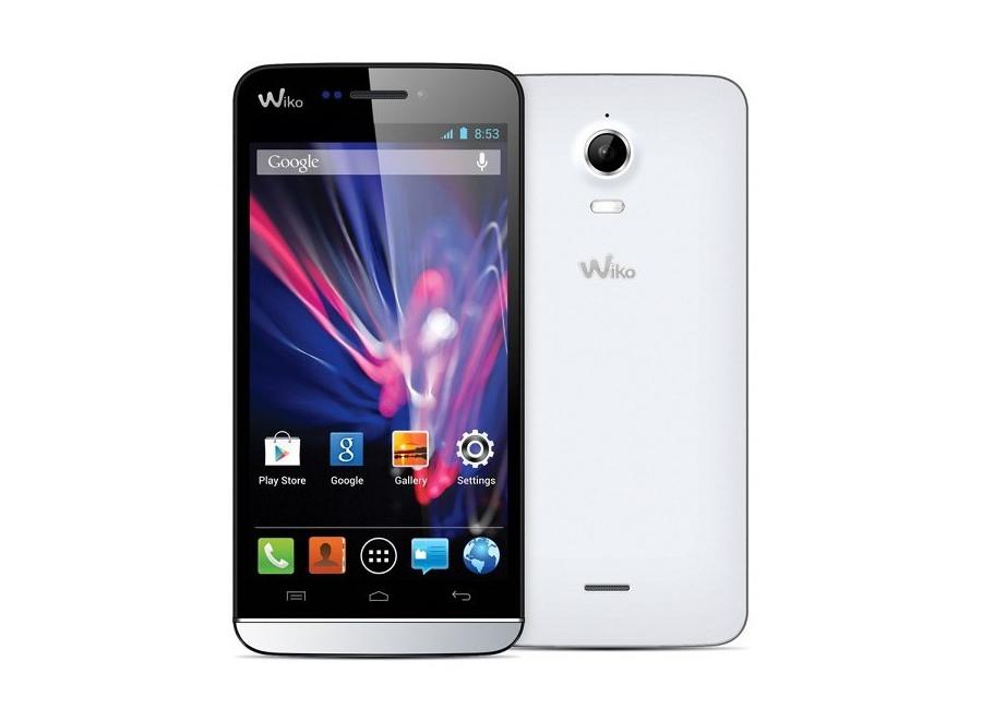 smartphones wiko wax blanc 4 go d bloqu d 39 occasion. Black Bedroom Furniture Sets. Home Design Ideas