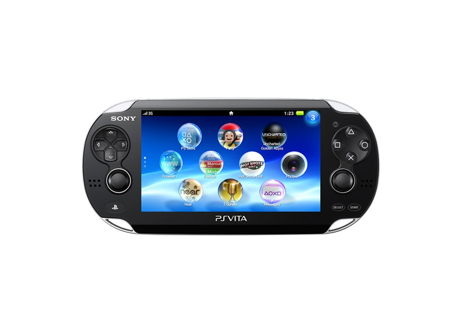 sony ps vita wifi carte m moire 16 go noir d 39 occasion. Black Bedroom Furniture Sets. Home Design Ideas