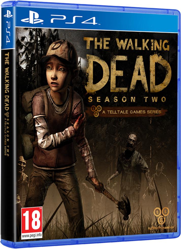 jeux vid o the walking dead saison 2 playstation 4 ps4 d. Black Bedroom Furniture Sets. Home Design Ideas