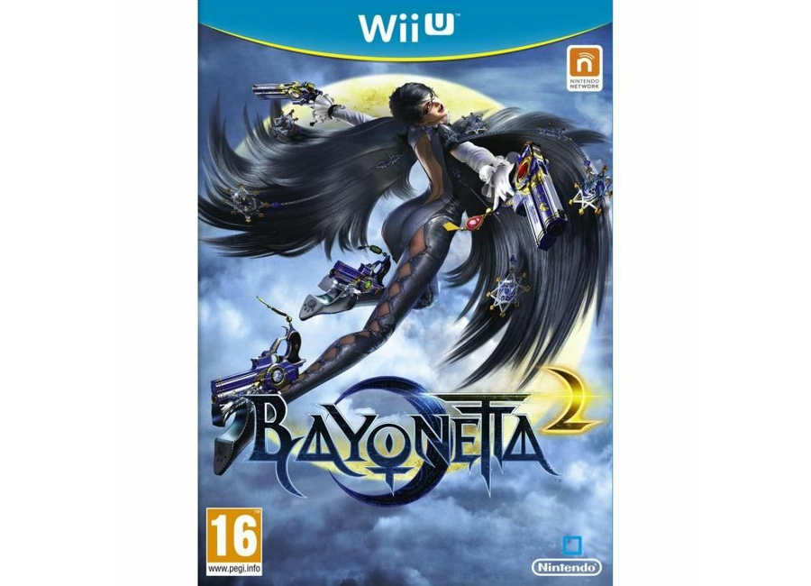 jeux vid o bayonetta 2 wii u d 39 occasion. Black Bedroom Furniture Sets. Home Design Ideas