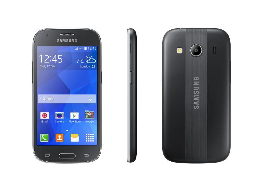 Smartphones SAMSUNG Galaxy Ace 4 Noir Go Debloque Doccasion