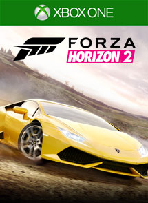 jeux vid o microsoft forza horizon 2 xbox one xbox one d 39 occasion. Black Bedroom Furniture Sets. Home Design Ideas