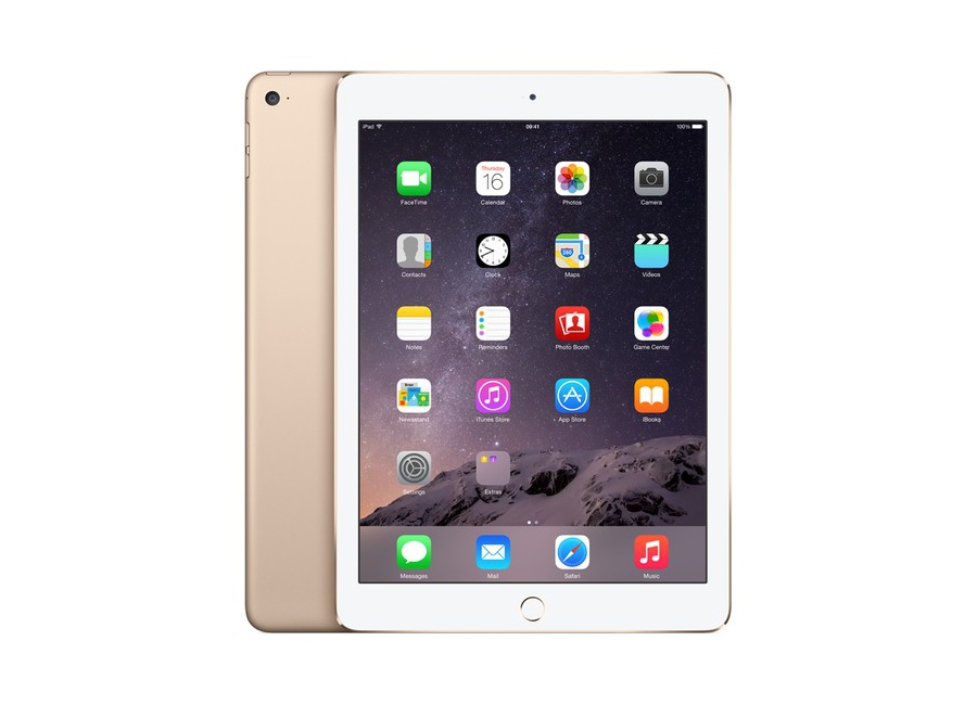 tablette apple ipad air 2 16 go or non d 39 occasion. Black Bedroom Furniture Sets. Home Design Ideas