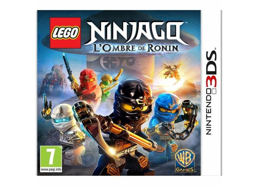 Jeux vid o lego ninjago l 39 ombre de ronin 3ds d 39 occasion - Jeux de ninjago gratuit lego ...