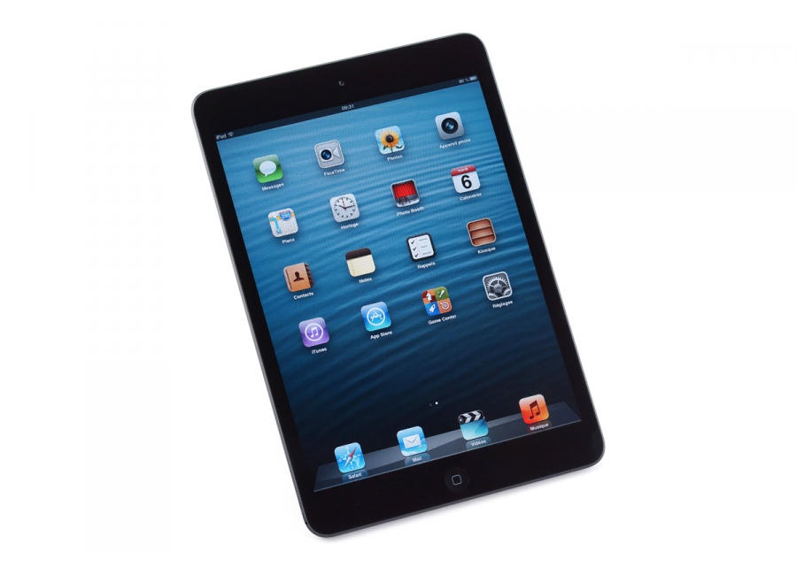 tablette apple ipad mini 2 noir 16 go wifi non d 39 occasion. Black Bedroom Furniture Sets. Home Design Ideas