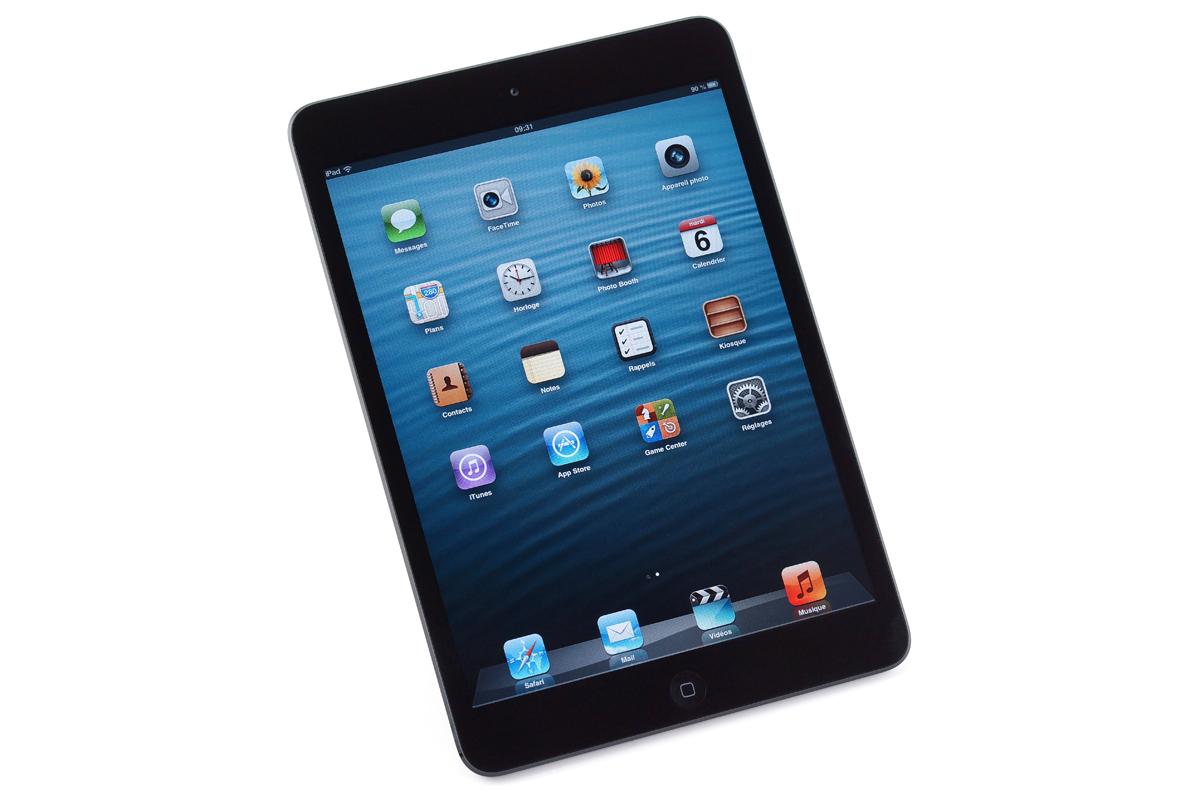 tablette apple ipad mini 2 16 go noir non d 39 occasion. Black Bedroom Furniture Sets. Home Design Ideas